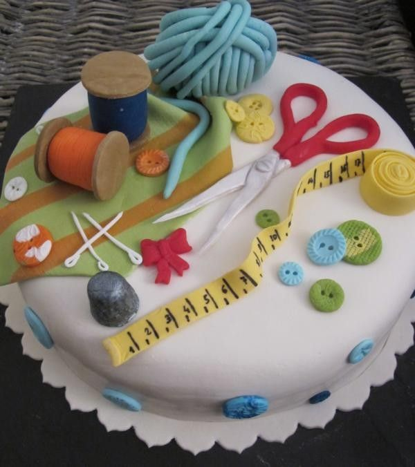 Couture Birthday Cakes